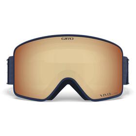 Giro Method Gafas, azul/naranja